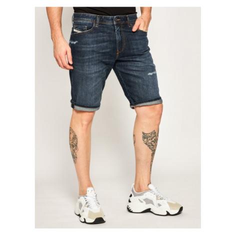 Szorty jeansowe Diesel
