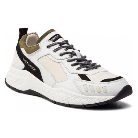 Crime London Sneakersy Nash 11602PP1.10 Biały