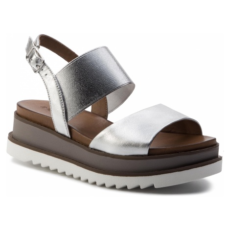 Sandały INUOVO - 129001 Silver