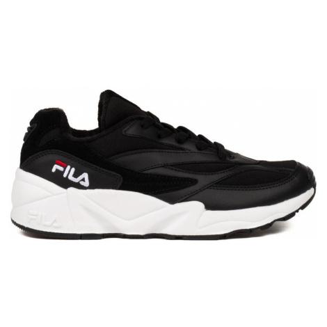 damskie buty FILA WMN VENOM LOW BLACK
