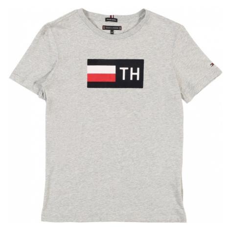 TOMMY HILFIGER Koszulka jasnoszary