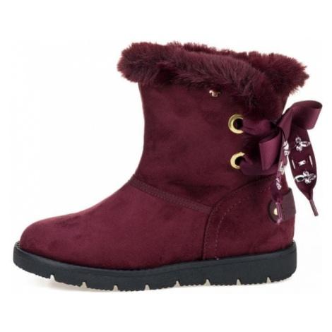 Tom Tailor buty zimowe damskie 37 burgund