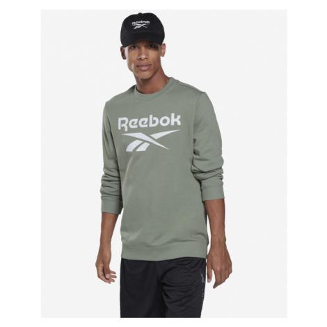 Reebok Identity French Terry Vector Bluza Zielony