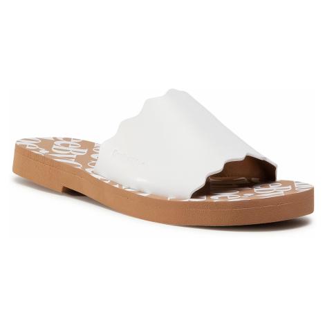 Klapki SEE BY CHLOÉ - SB35180A Bianco 101 Chloé