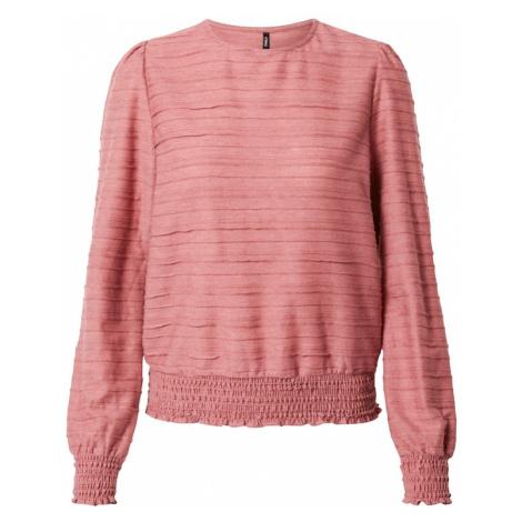 ONLY Koszulka 'KELLY' różowy pudrowy