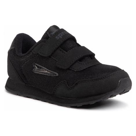 Sneakersy SPRANDI - CP23-15777 Black