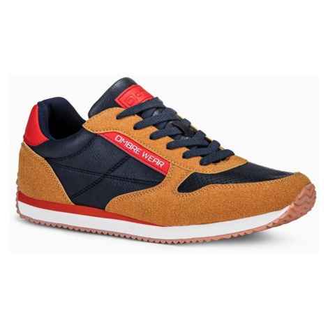 Ombre Clothing Men's casual sneakers T310