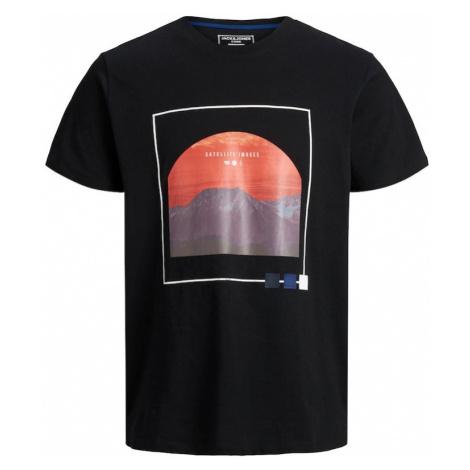 JACK & JONES Koszulka 'COSCAPE' czarny