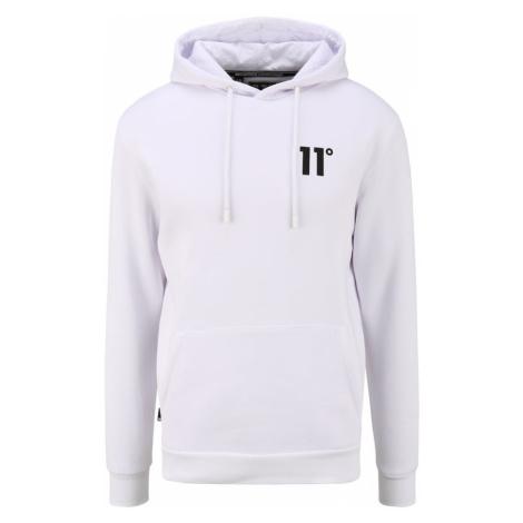 11 Degrees Bluzka sportowa biały / czarny