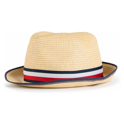 Kapelusz TOMMY HILFIGER - Straw Hat AM0AM04502 069