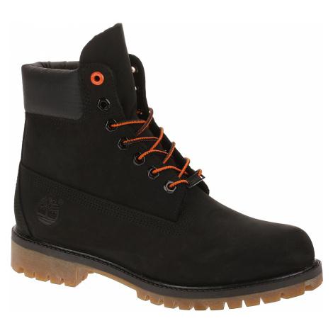 buty Timberland Icon 6 Premium Boot - A1U7M/Black Nubuck
