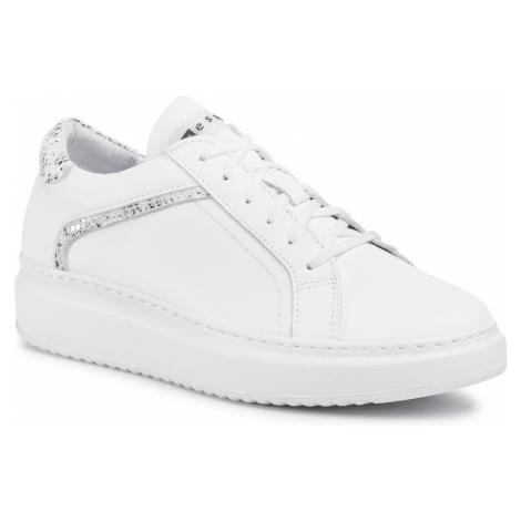 Sneakersy NESSI - 20694 Biały