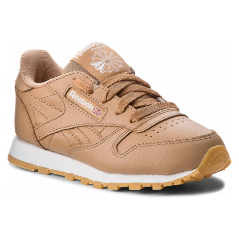Buty Reebok - Classic Leather CN5611 Soft Camel/White
