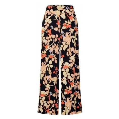 SOAKED IN LUXURY Spodnie 'SL Amma Pants' mieszane kolory / czarny
