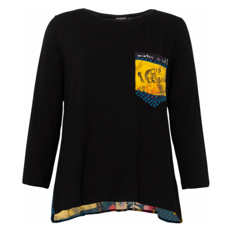 Women's t-shirt DESIGUAL TS LINDSEY
