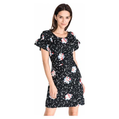 Armani Exchange Sukienka Czarny