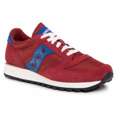 Sneakersy SAUCONY - Jazz Original Vintage S70368-11 Red/Blu
