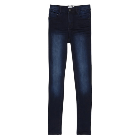 NAME IT Jeansy 'POLLY' niebieski denim