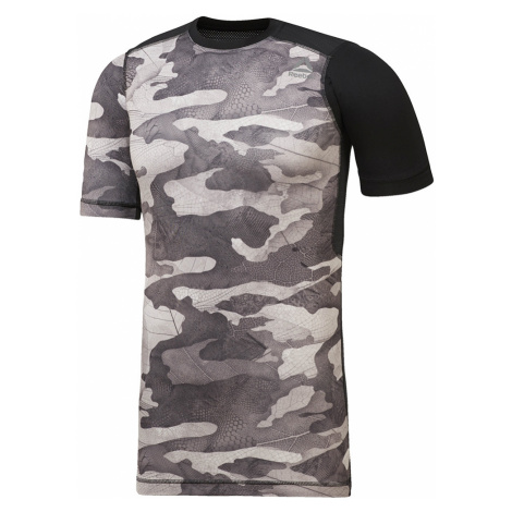 Reebok ACTIVCHILL Compression Exo Camo Tee Black (CD5209)