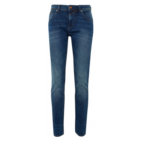 TOM TAILOR DENIM Jeansy 'Aedan' niebieski denim