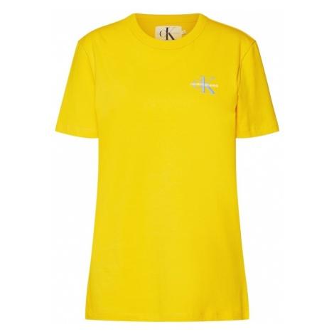 Calvin Klein Jeans Koszulka żółty