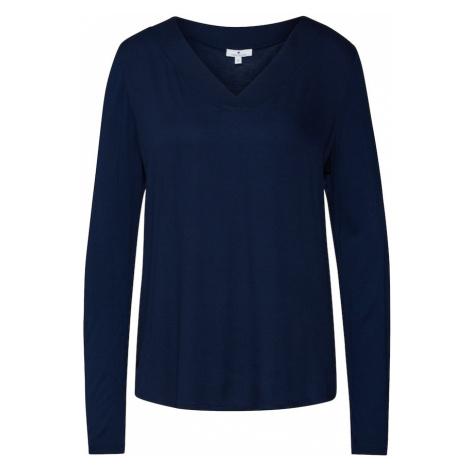 TOM TAILOR Koszulka ciemny niebieski