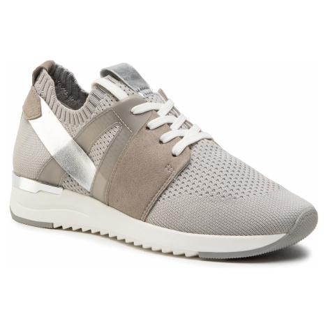 Sneakersy CAPRICE - 9-23711-26 Lt Grey Knit C 257
