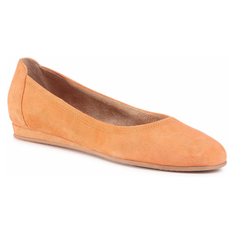 Baleriny TAMARIS - 1-22133-34 Orange 606