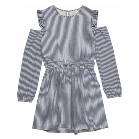 ESPRIT Sukienka atramentowy / biały