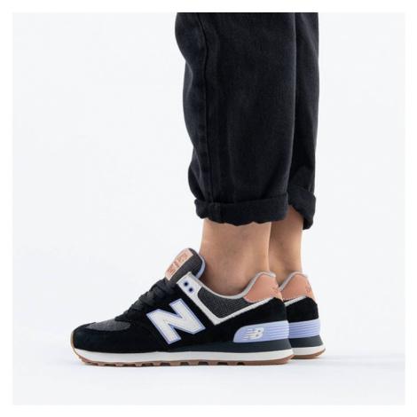 Buty damskie sneakersy New Balance WL574BCX