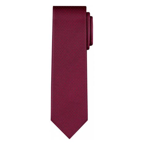 Vistula Krawat Zener XY0558 Bordowy