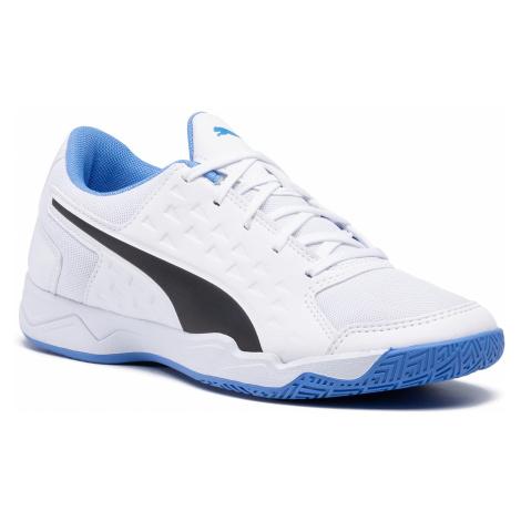 Sneakersy PUMA - Auriz Jr 106149 02 White/Black/Blue