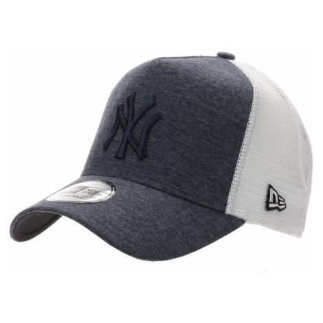 czapka z daszkiem New Era 9FO AF Jersey Ess.Trucker MLB New York Yanke - Navy