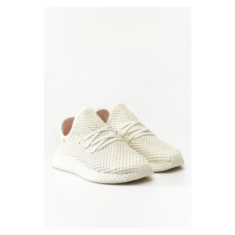 Buty adidas Deerupt Runner Off White/cloud White/shock Red