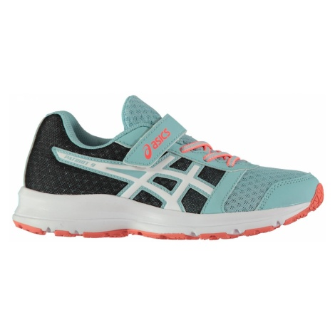 Asics Patriot 9 Child Girls Trainers