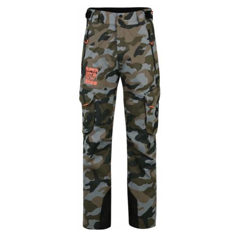 Superdry Snow Spodnie sportowe khaki