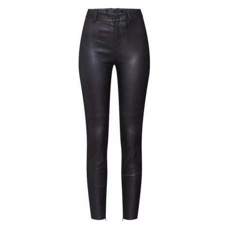 DRYKORN Spodnie 'WINCH' czarny