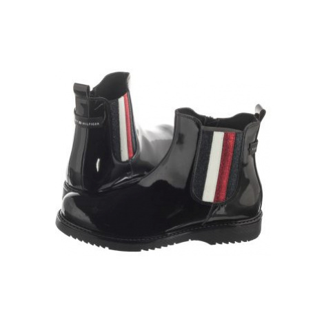 Botki Chelsea Boot T4A5-30450-0773 999 Black (TH66-a) Tommy Hilfiger