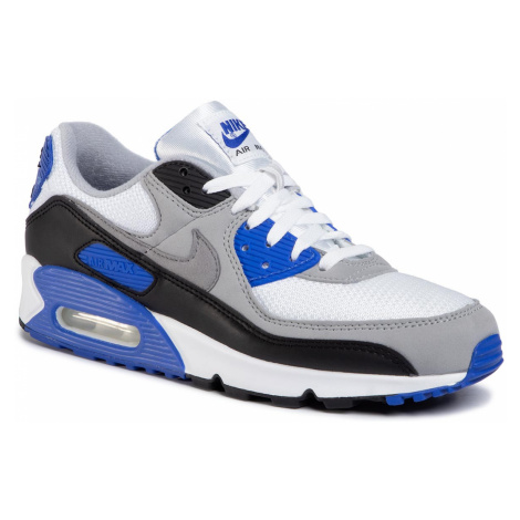 Buty NIKE - Air Max 90 CD0881 102 White/Particle Grey