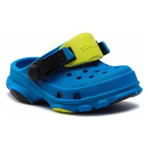 Crocs Klapki Classic All-Terrain Clog K 207011 Granatowy