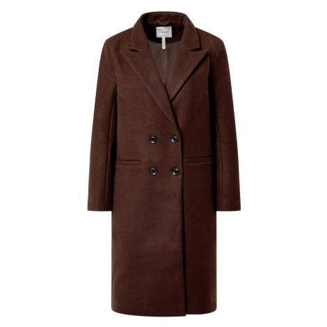 OBJECT Płaszcz przejściowy brązowy