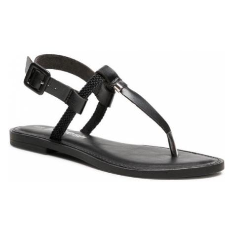 Refresh Sandały 72957 Czarny