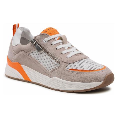 Sneakersy MARCO TOZZI - 2-23735-26 Dune Comb 435
