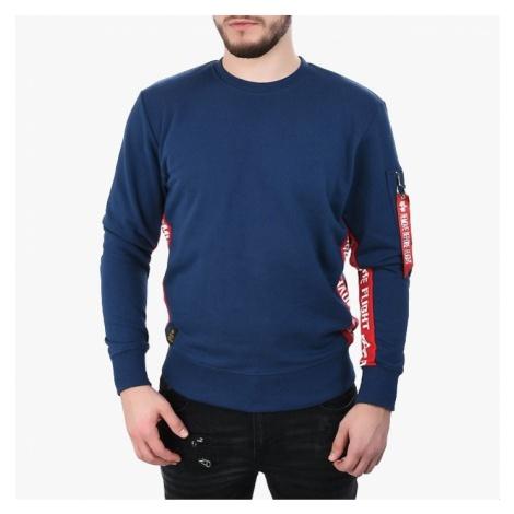 Bluza męska Alpha Industries RBF Inlay Sweater 196303 435