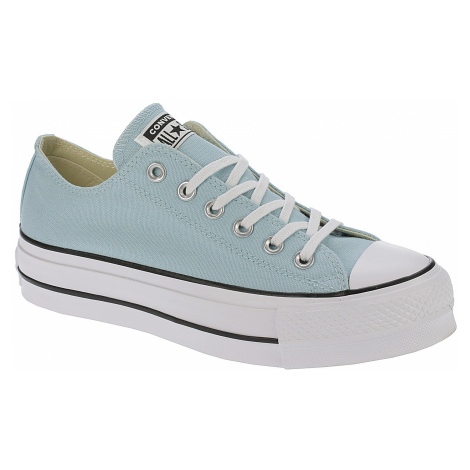 buty Converse Chuck Taylor All Star Lift OX - 560687/Ocean Bliss/White/Black