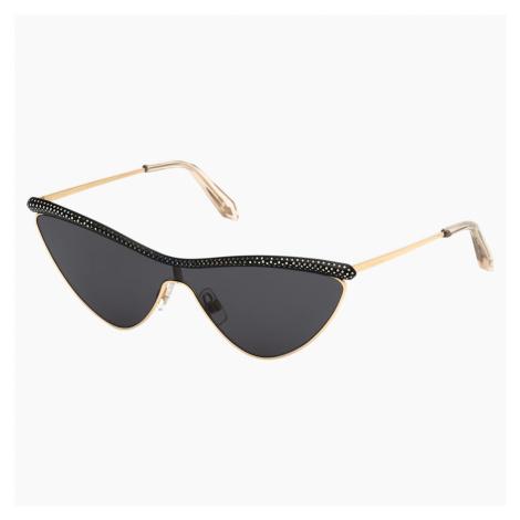 Okulary przeciwsłoneczne Atelier Swarovski, SK239-P 30G, czarne