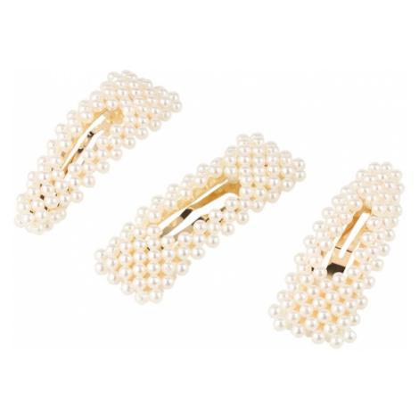 PIECES Biżuteria do włosów 'ALETTE' złoty