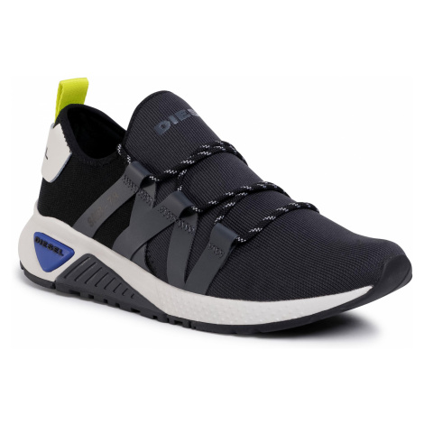Sneakersy DIESEL - S-Kb Web Lace Y02403 P3402 T8013 Black