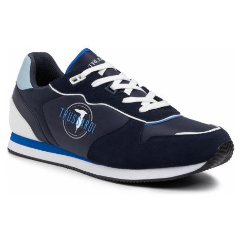 Sneakersy TRUSSARDI JEANS - 77A00225 U290