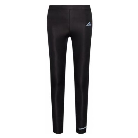 Adidas Legginsy Own The Run ED9288 Czarny Tight Fit
